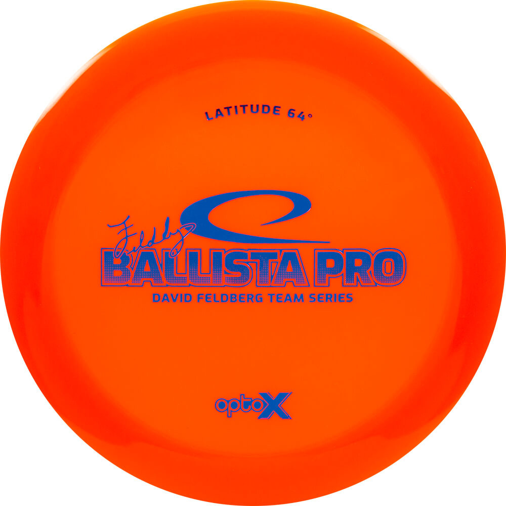 Latitude 64 Opto-X Ballista Pro Dave Feldberg 2018 Tour Series