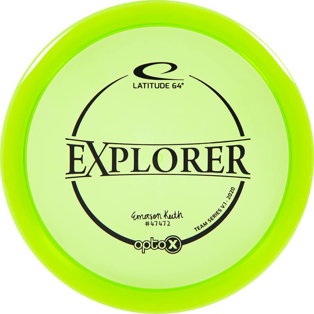 Latitude 64 Opto-X Explorer Emerson Keith 2020 Tour Series