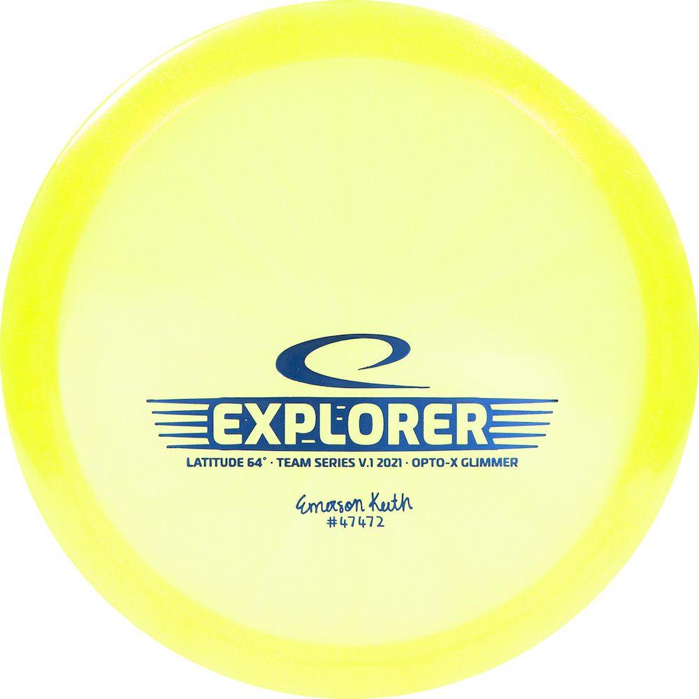 Latitude 64 Opto-X Glimmer Explorer Emerson Keith 2021 Tour Series