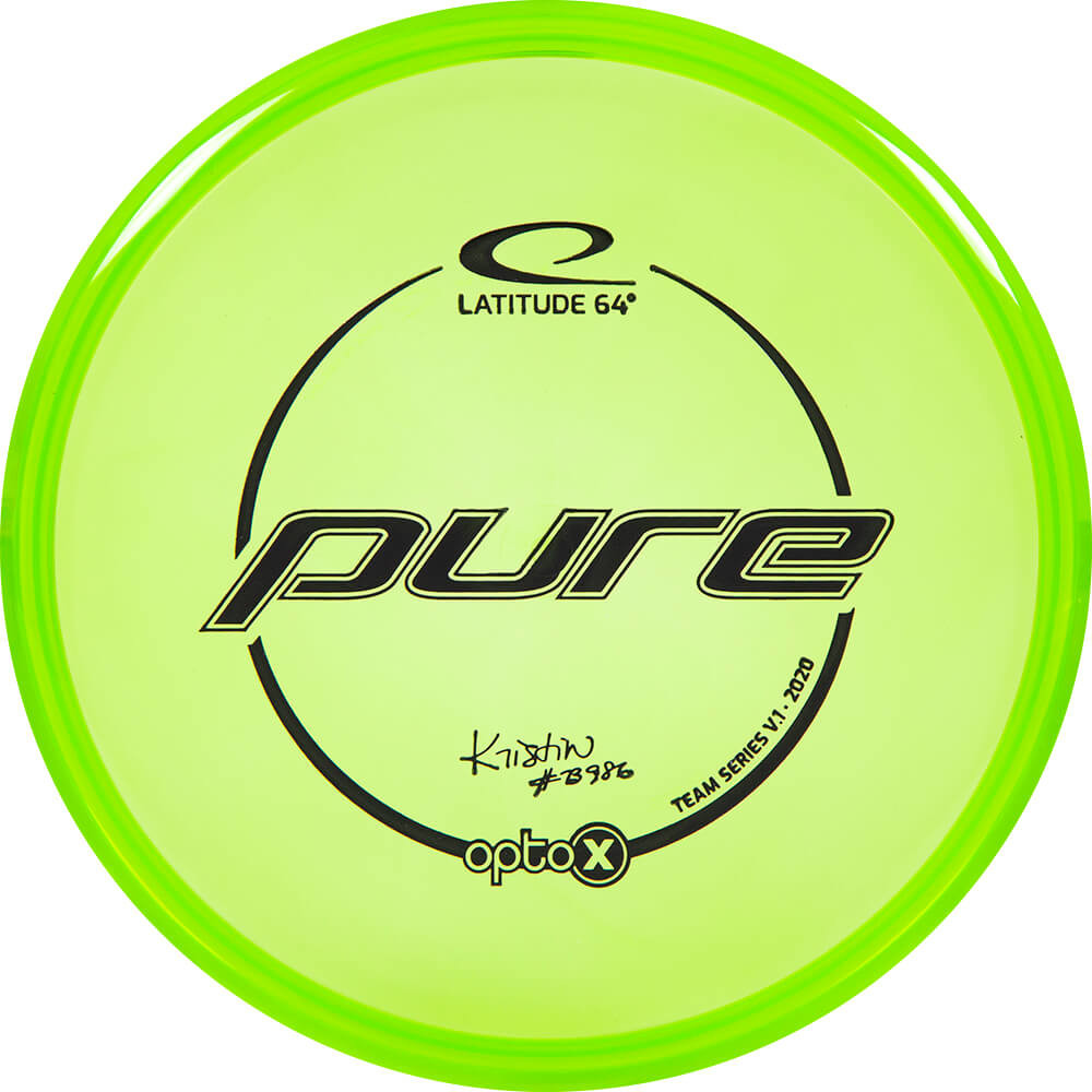 Latitude 64 Opto-X Pure 2020 Kristin Tattar Tour Series