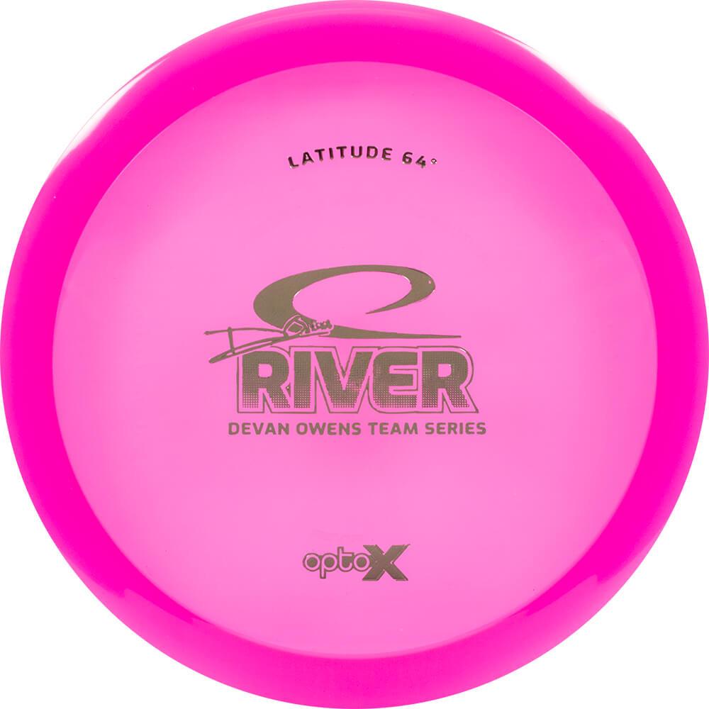 Latitude 64 Opto-X River Devan Owens 2018 Tour Series