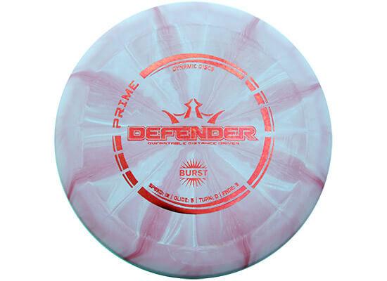 Dynamic Discs Prime Burst Defender