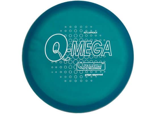 Millennium Discs Quantum Omega