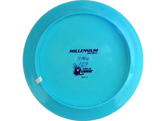 Millennium Discs Bottom Stamped Sirius Quasar