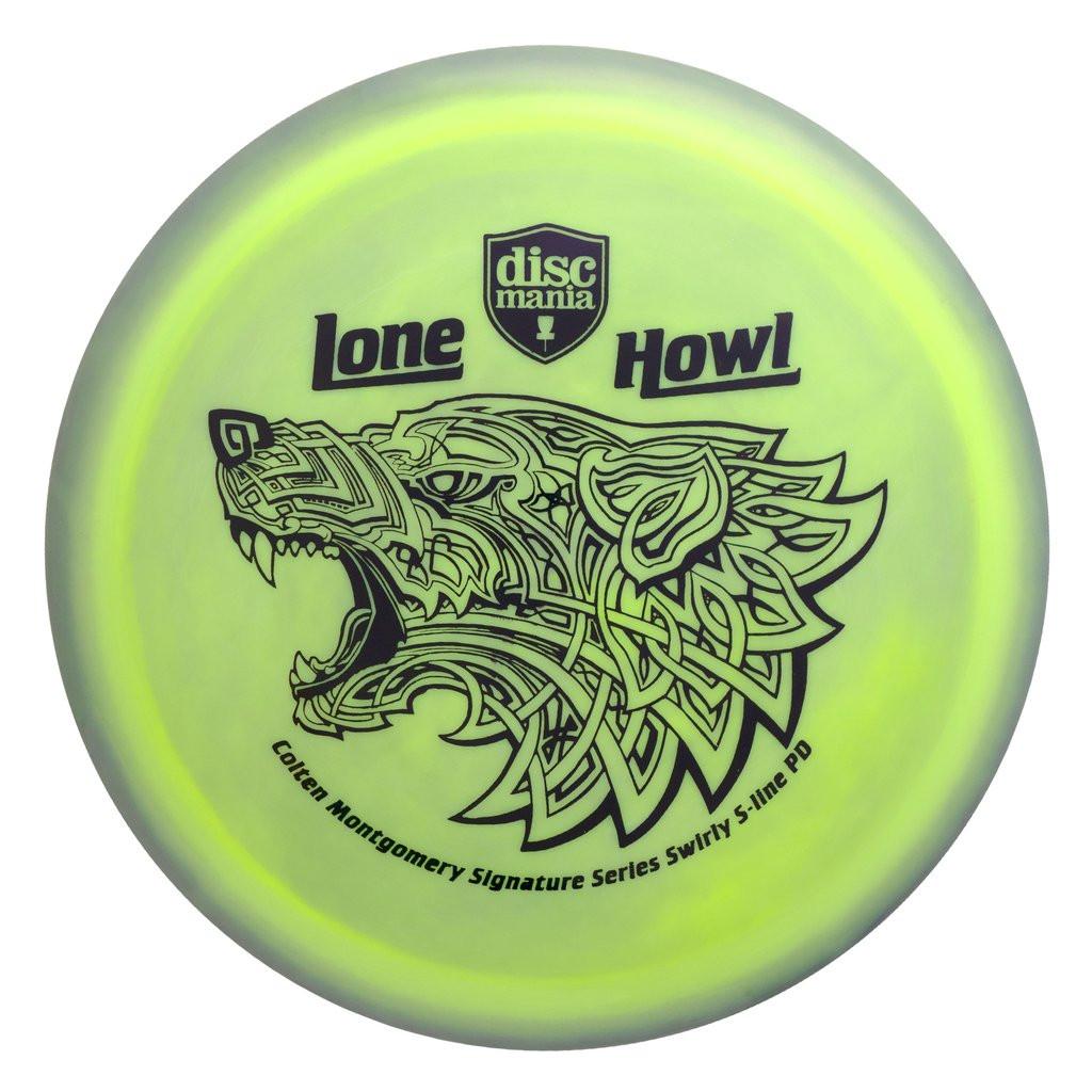 Discmania Colten Montgomery Swirly S-Line PD Lone Howl