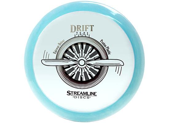 Streamline Proton Drift
