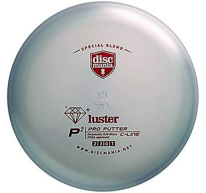 Discmania Limited Edition Luster C-Line P2