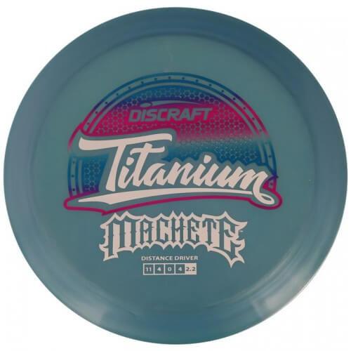 Discraft Titanium Machete