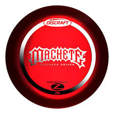 Discraft Elite Z Machete