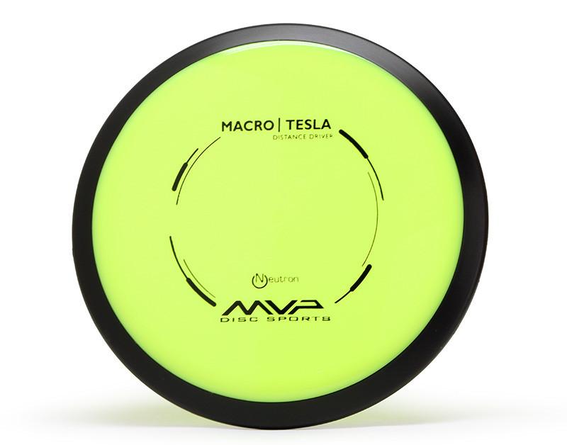 MVP Neutron Macro Tesla
