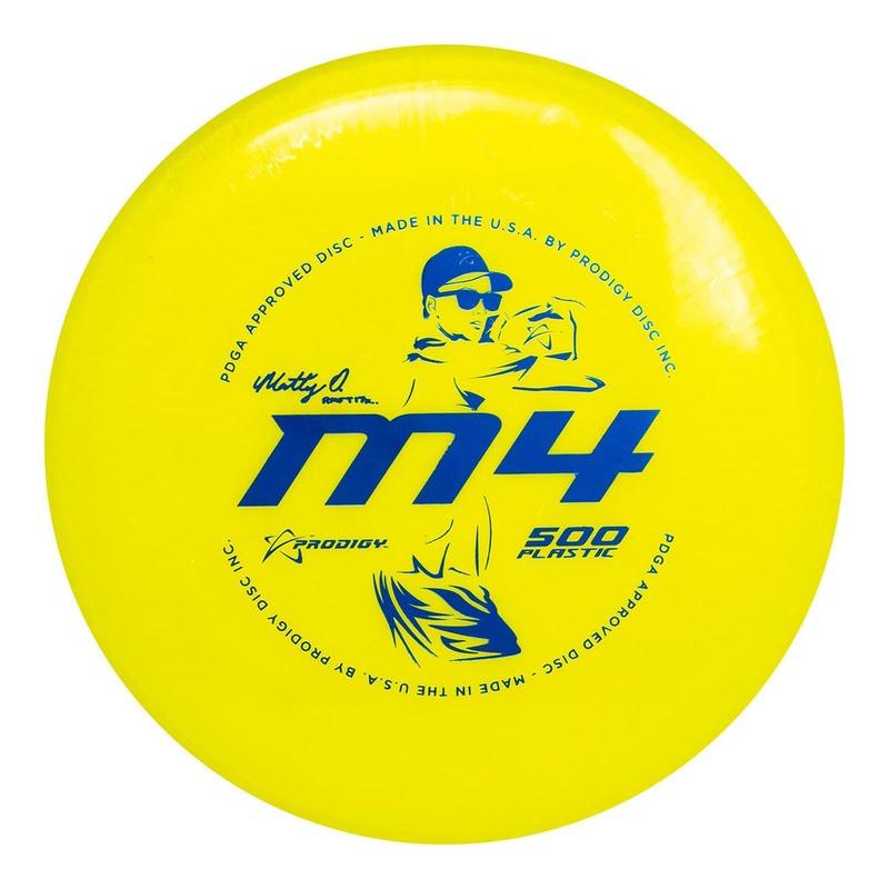 Prodigy 500 M4 Matt Orum Signature Series