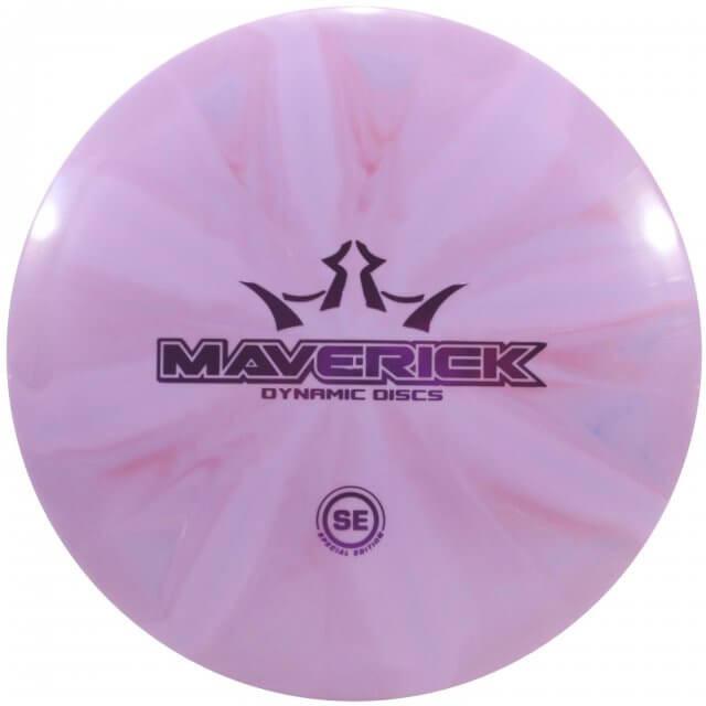 Dynamic Discs Special Edition Fuzion X-Blend Burst Maverick