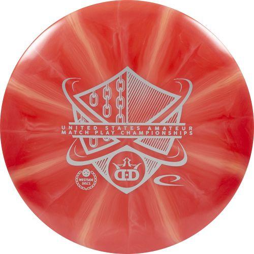 Dynamic Discs Fuzion Burst Maverick USAMPC Stamp