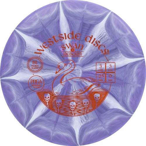 Westside Discs Bt Medium Burst Swan 1 Reborn
