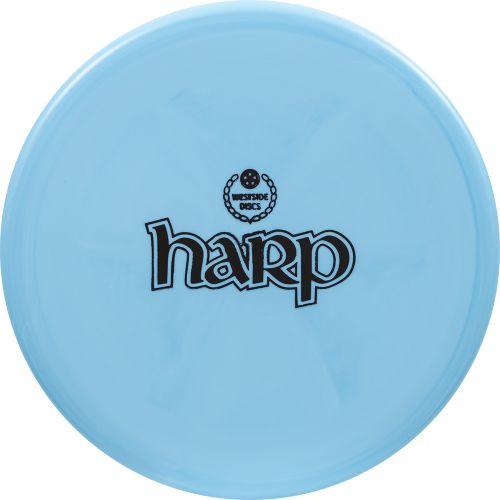 Westside Discs BT Medium Moonshine Harp Bar Stamp