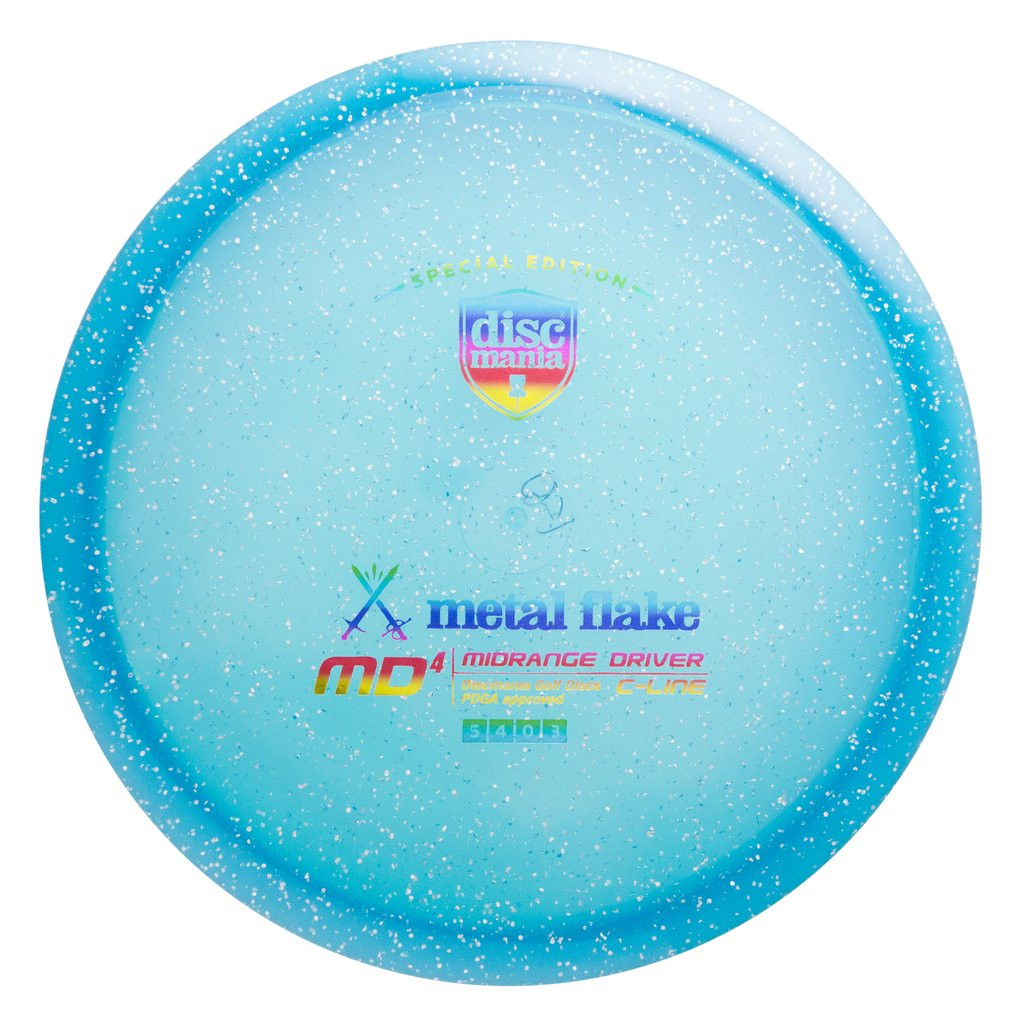 Discmania C-Line Metal Flake MD4