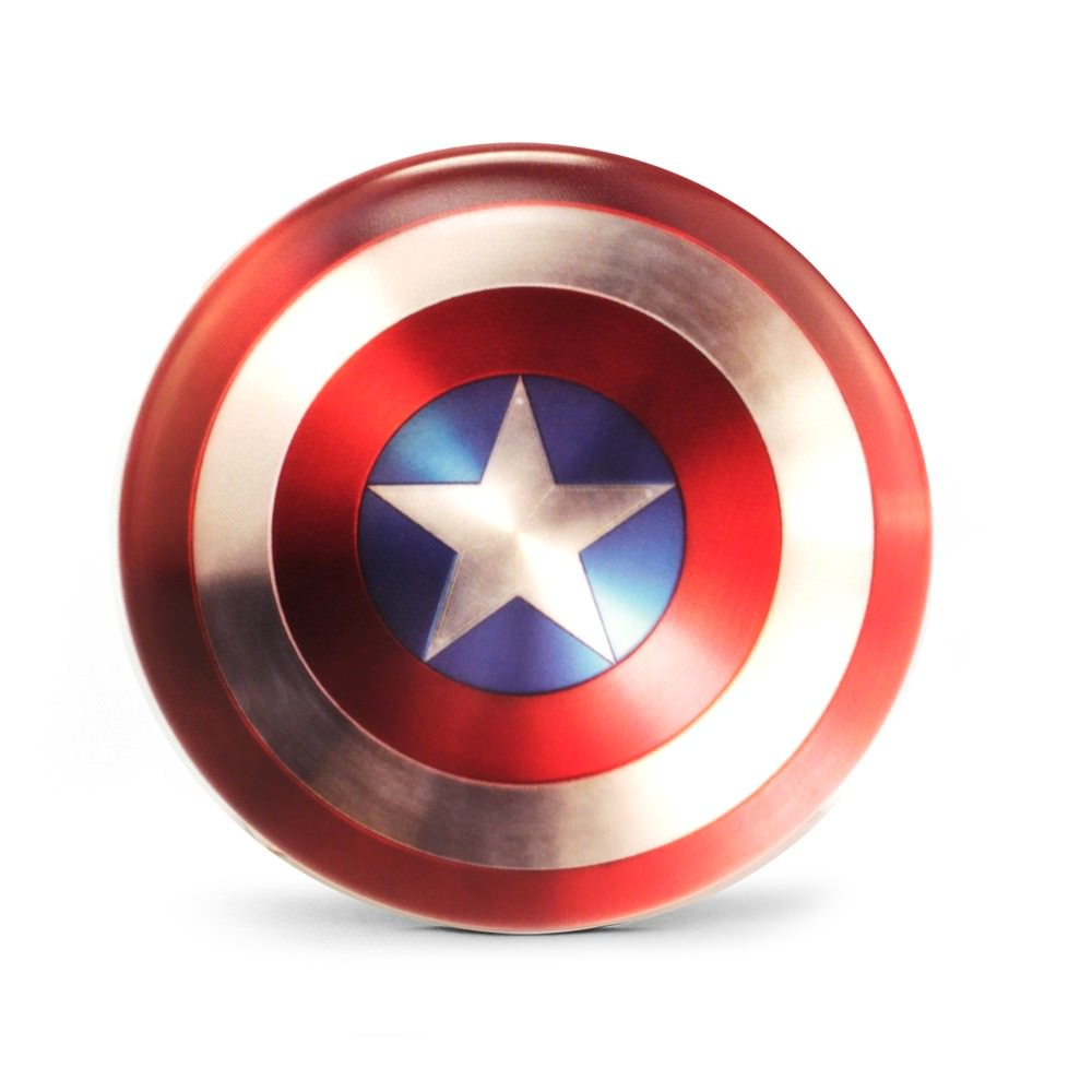 Dynamic Discs Captain America Shield Mini Marker