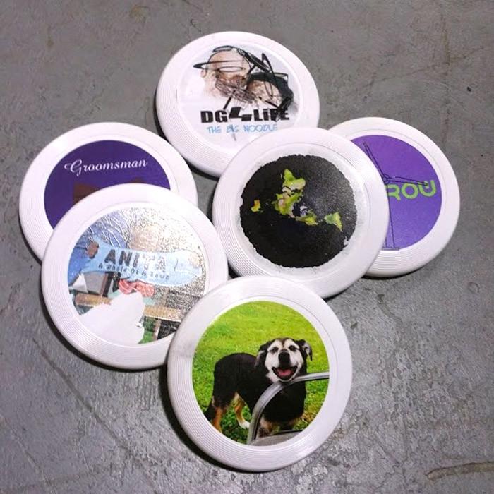 Misprint Mini Ultimate Discs
