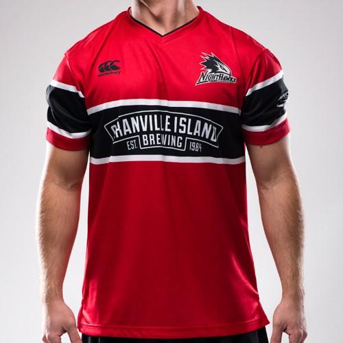 Vancouver Nighthawks Canterbury Jersey