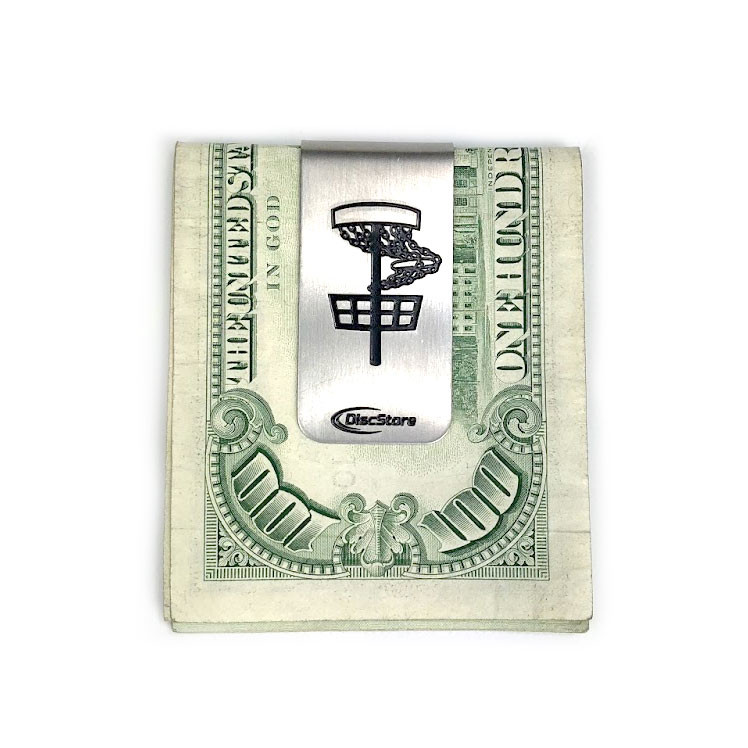 Ace Fund Disc Golf Money Clip