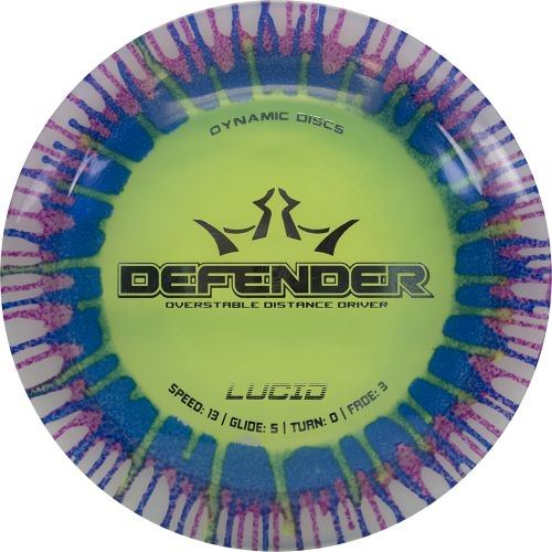 Dynamic Discs Lucid Defender MyDye