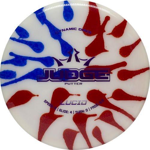 Dynamic Discs Lucid Judge MyDye