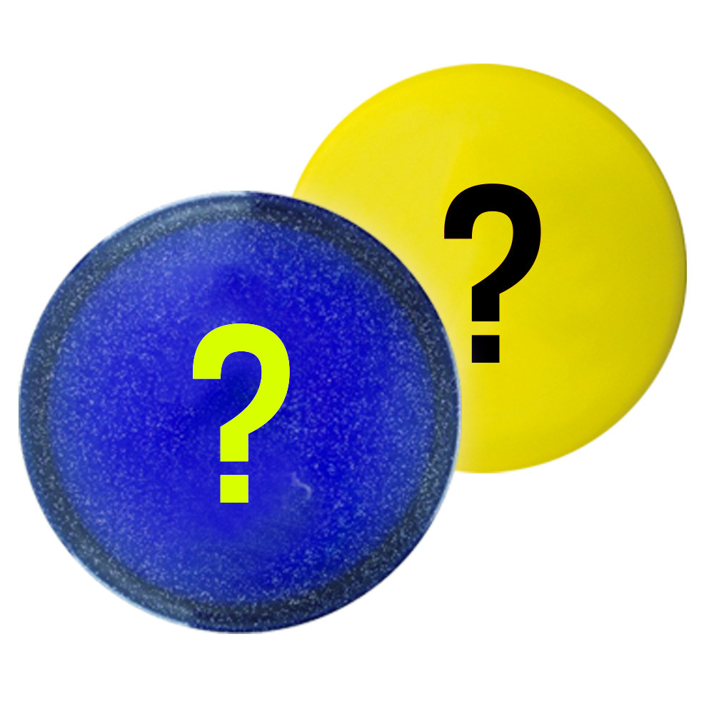 Disc Golf 2-Disc Mystery Pack