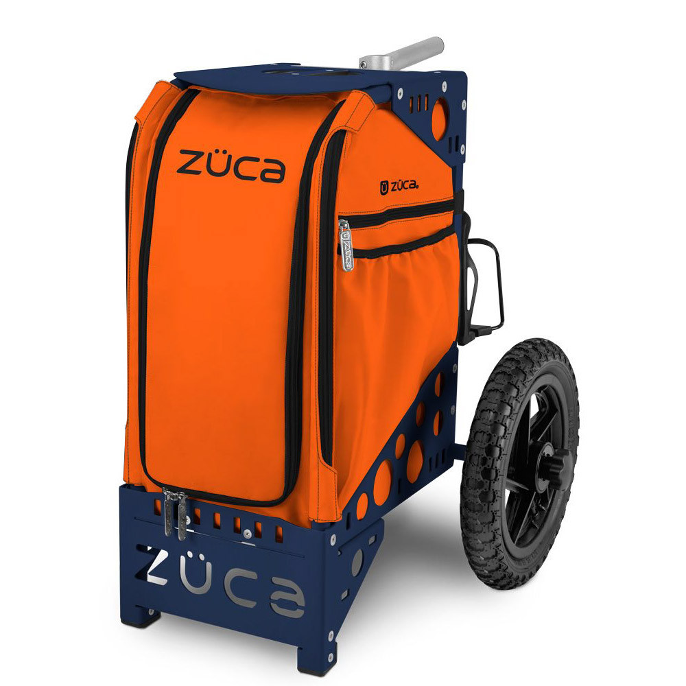 Limited Edition Zuca All Terrain Disc Golf Cart