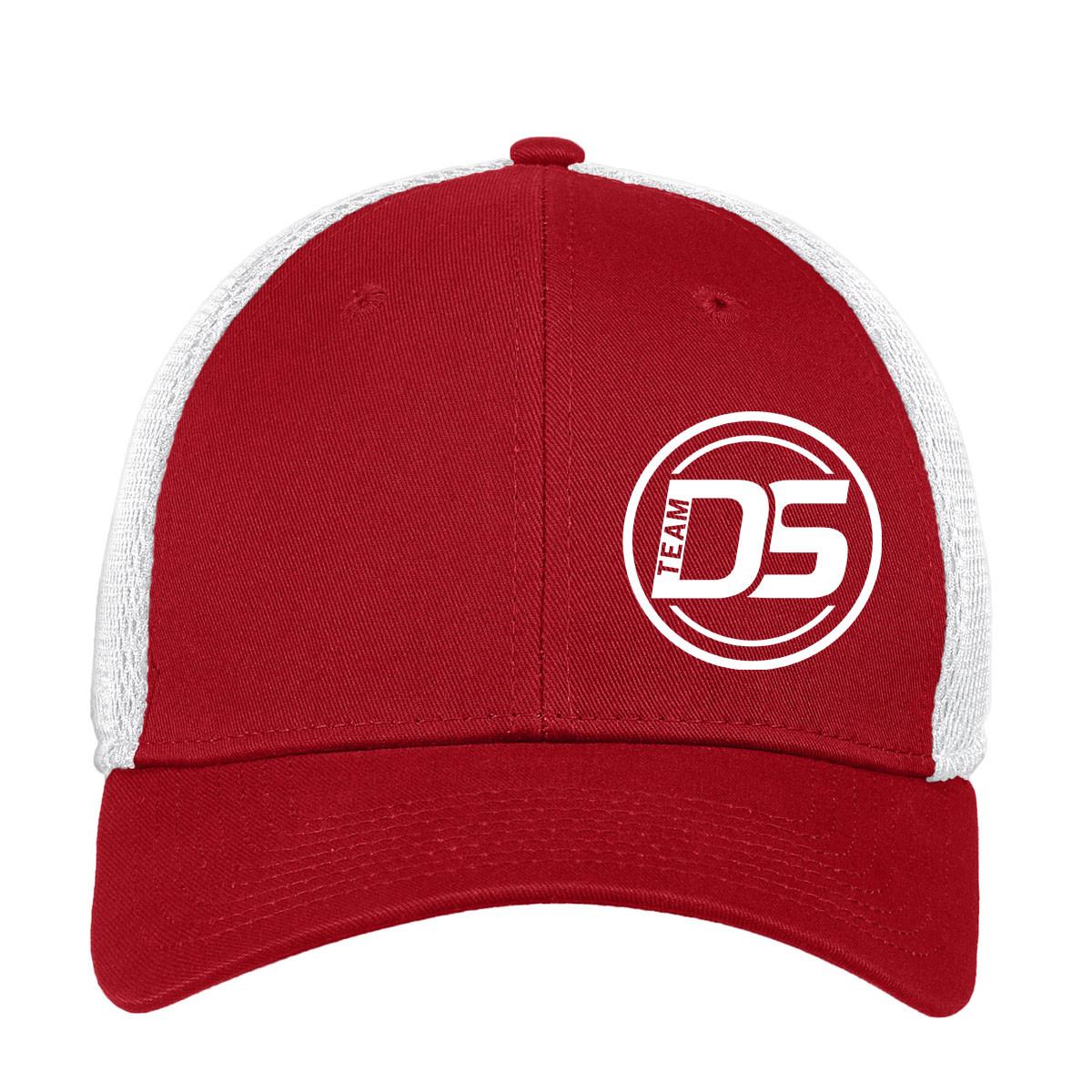 Team Disc Store New Era Stretch Mesh Cap