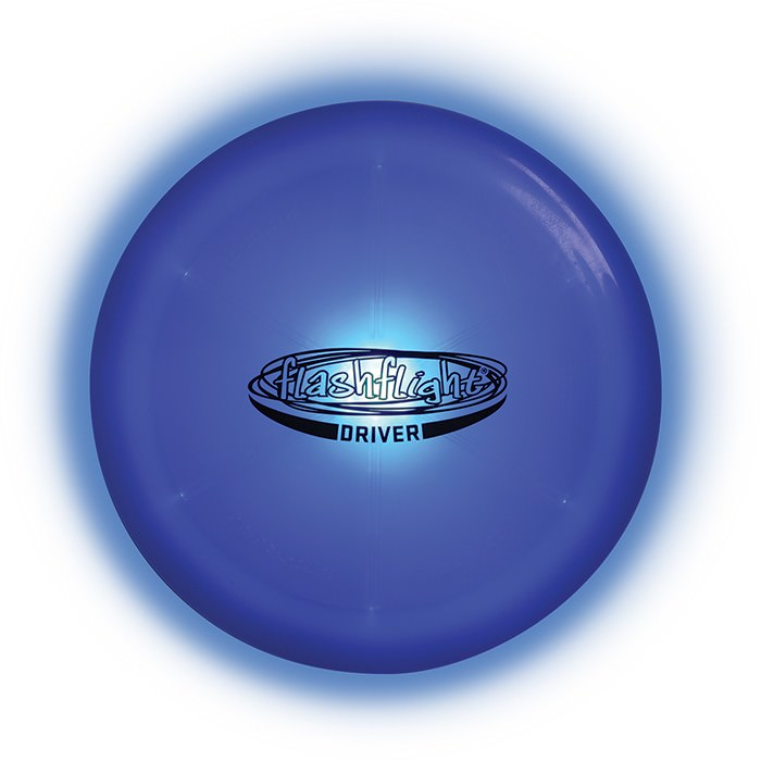 Flashflight LED Disc Golf Driver