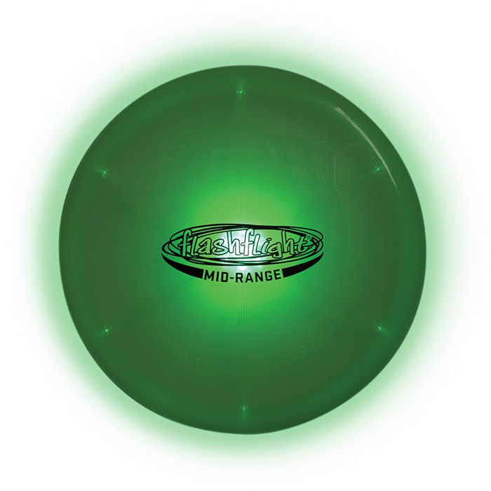 Flashflight LED Disc Golf Mid Range