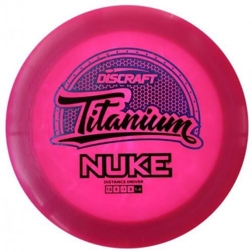 Discraft Titanium Nuke