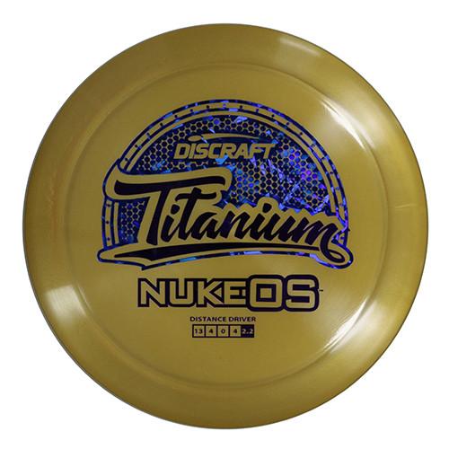 Discraft Titanium Nuke OS