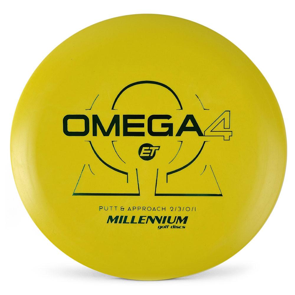 Millennium Discs Omega4
