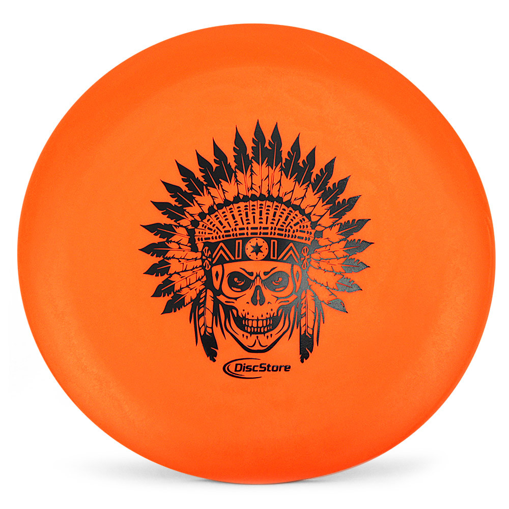 Warrior Spirit Discmania D-Line P2