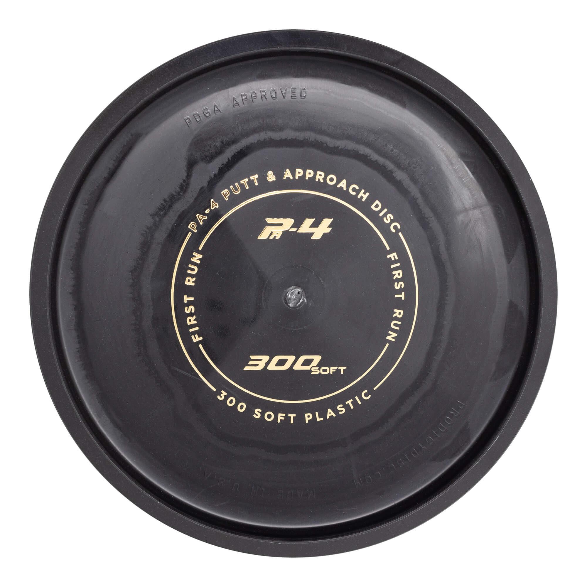 Prodigy 300 Soft PA4 First Run
