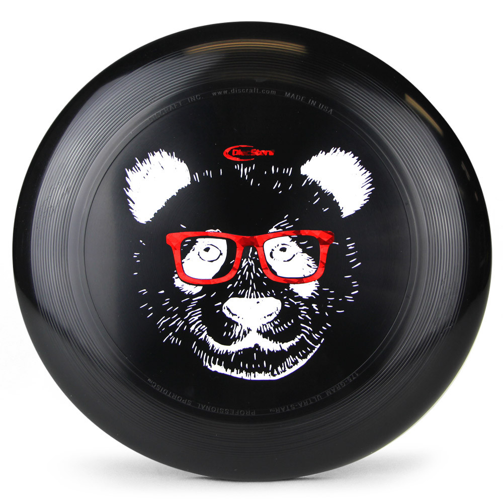 Hipster Panda Discraft Ultra-star