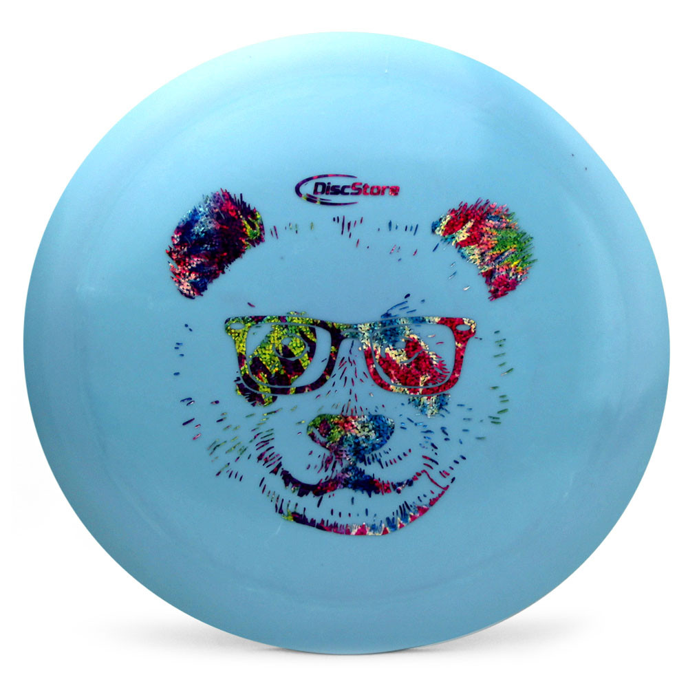 Hipster Panda Dynamic Discs BioFuzion Defender