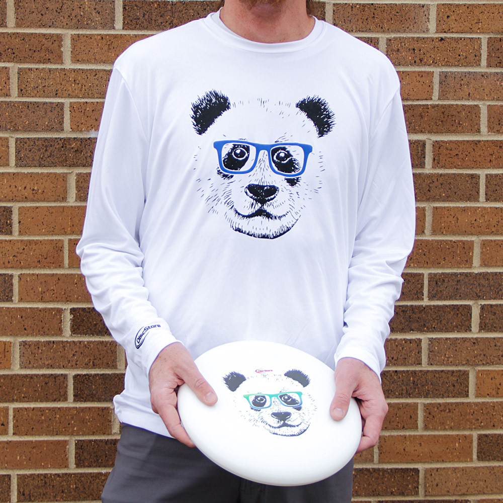 Panda Long Sleeve Dry Fit