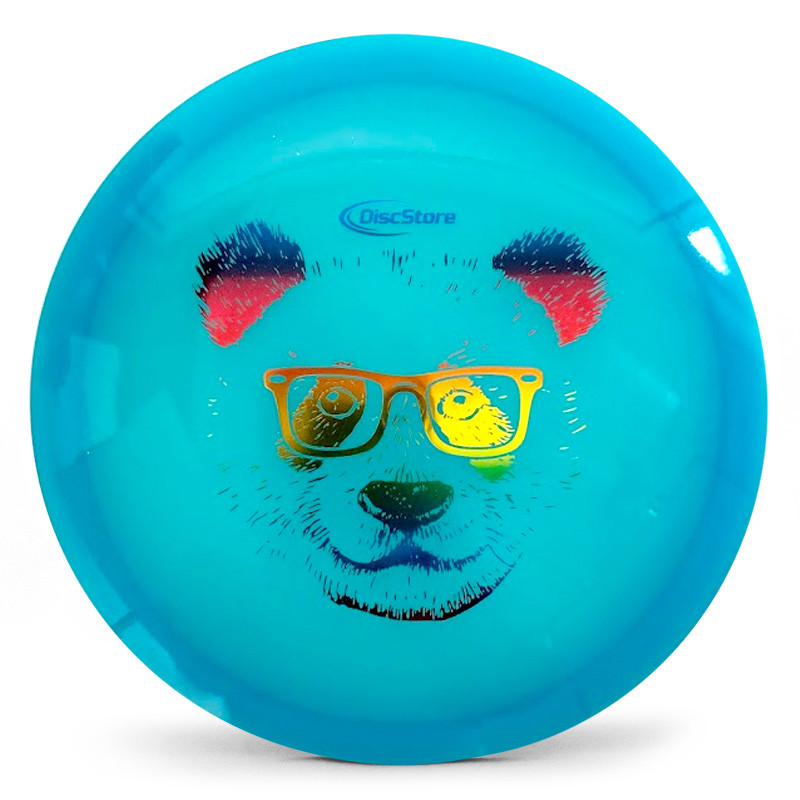 Hipster Panda Dynamic Discs Color Glow Moonshine Maverick
