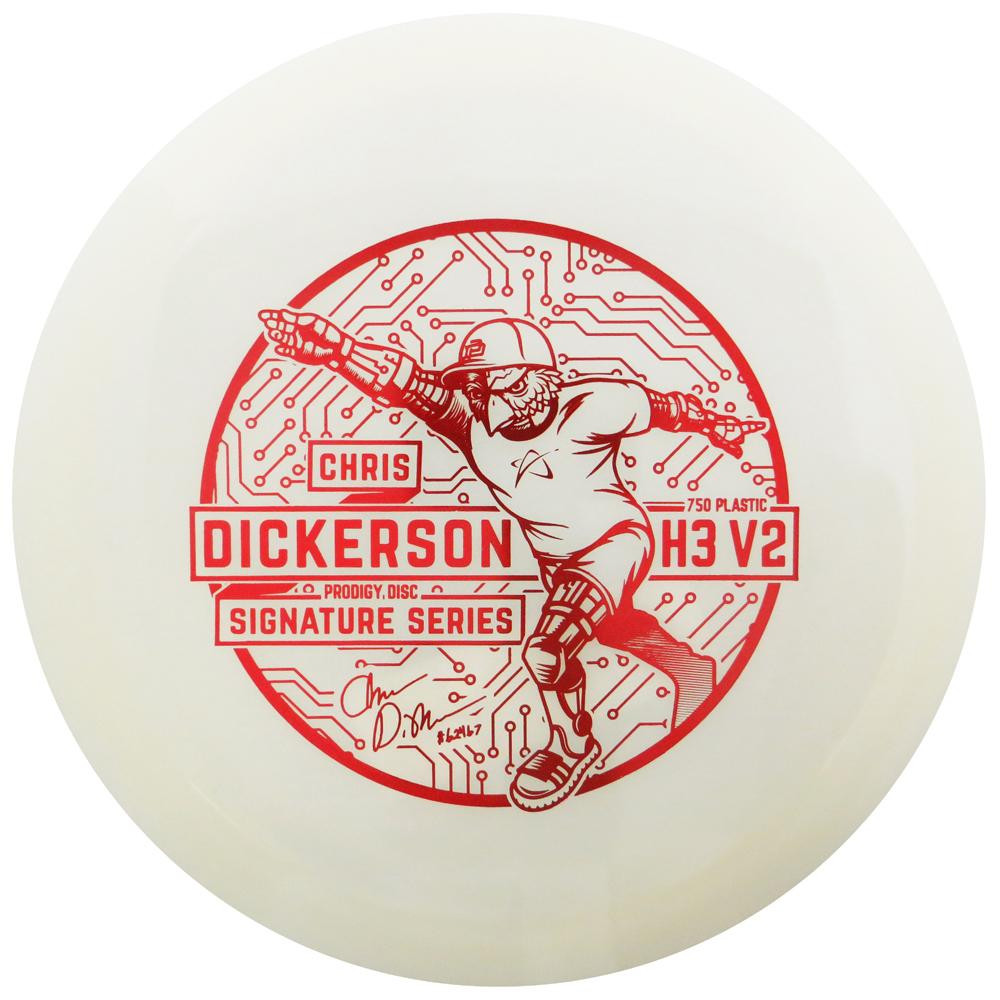Prodigy 750 Glow H3 V2 Chris Dickerson Signature Series