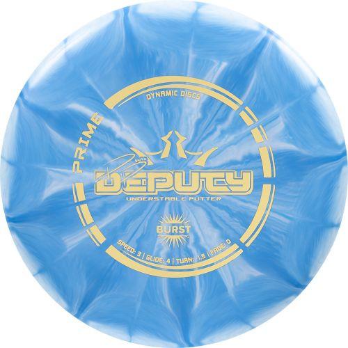 Dynamic Discs Paige Pierce Prime Burst Deputy