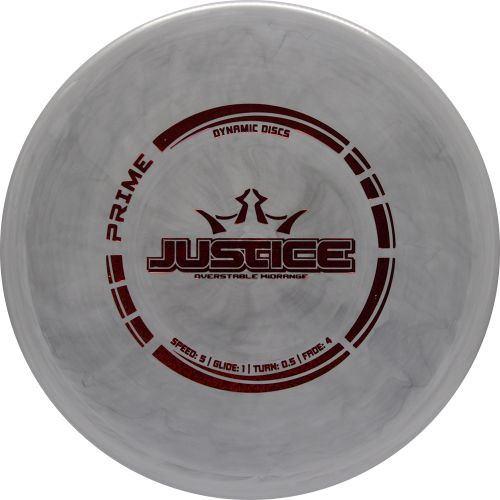 Dynamic Discs Prime Justice
