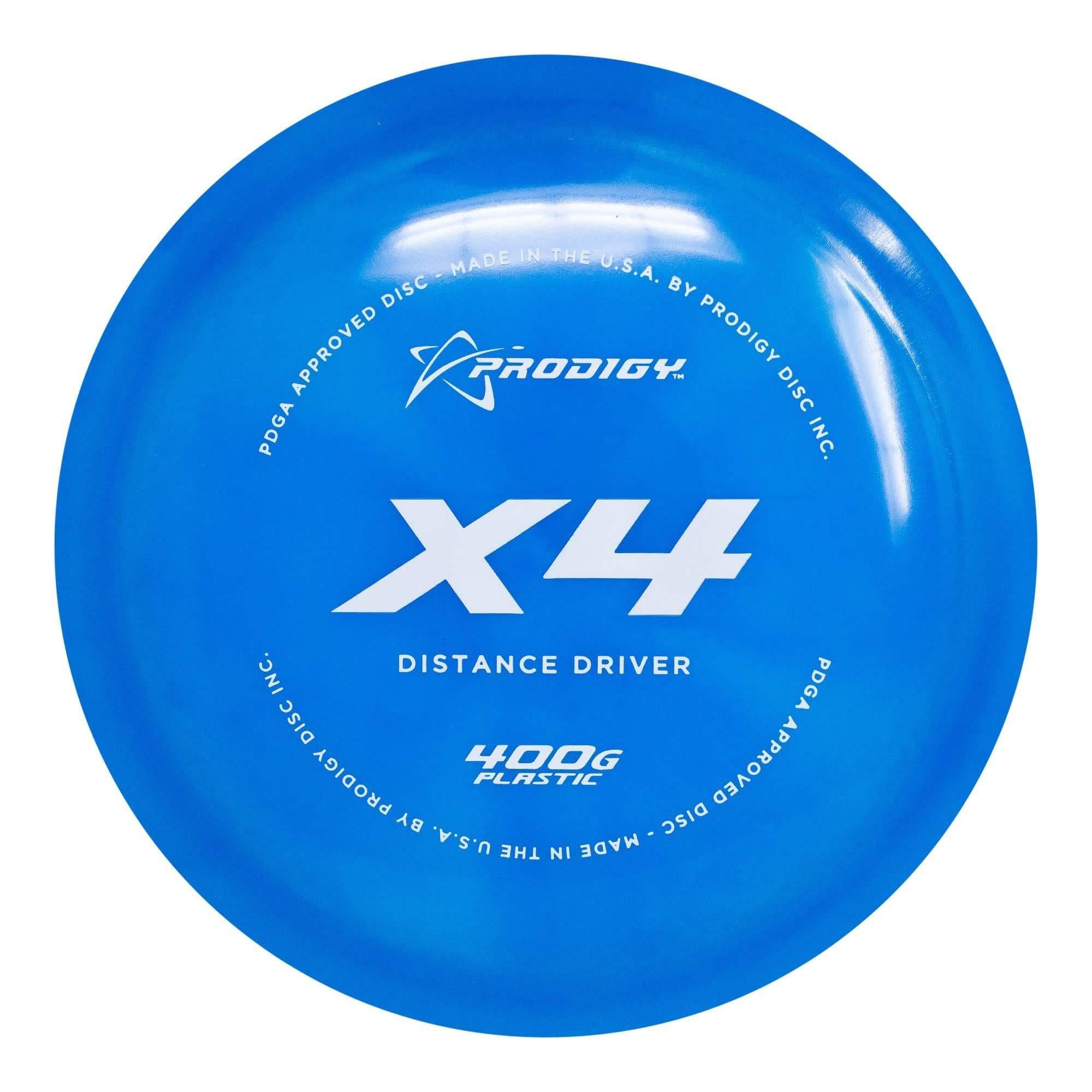 Prodigy 400g X4