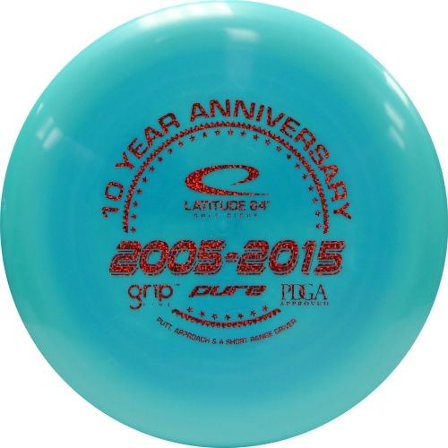 Latitude 64 Grip Line Pure 10 Year Anniversary