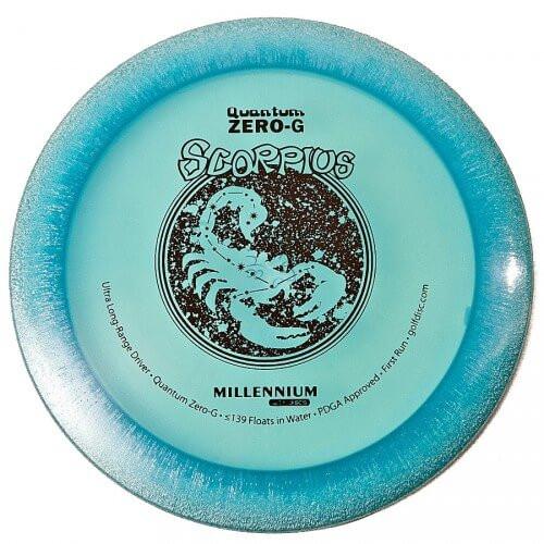Millennium Discs Quantum Zero-G Scorpius