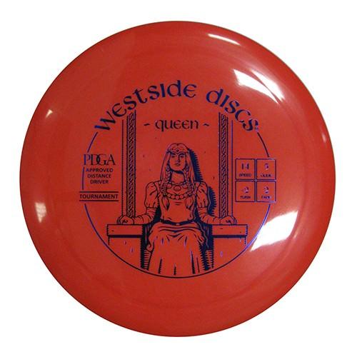 Westside Discs Tournament Queen