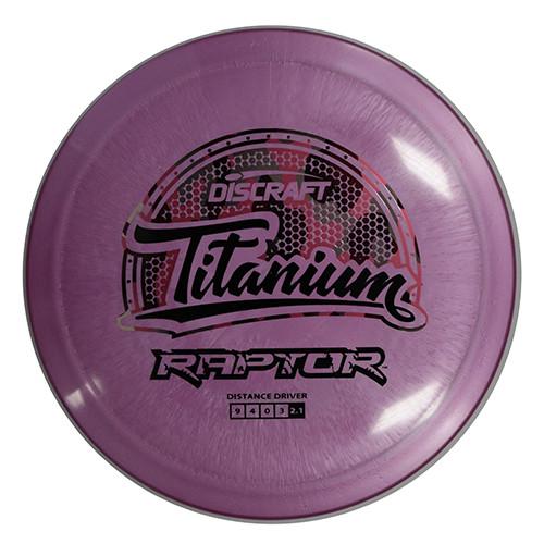 Discraft Titanium Raptor
