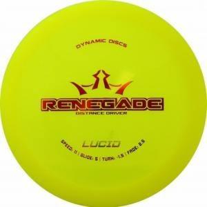 Dynamic Discs Lucid Renegade