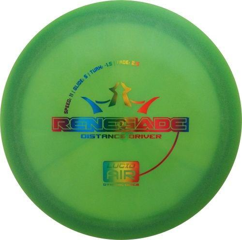 Dynamic Discs Lucid Air Renegade